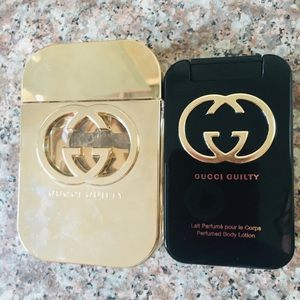🔥HOT BUY🔥GUCCI GUILTY WOMAN'S FRAGRANCE SET